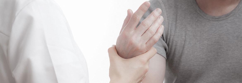 Παγίδευση ωλένιου νεύρου – Cubital tunnel syndrome